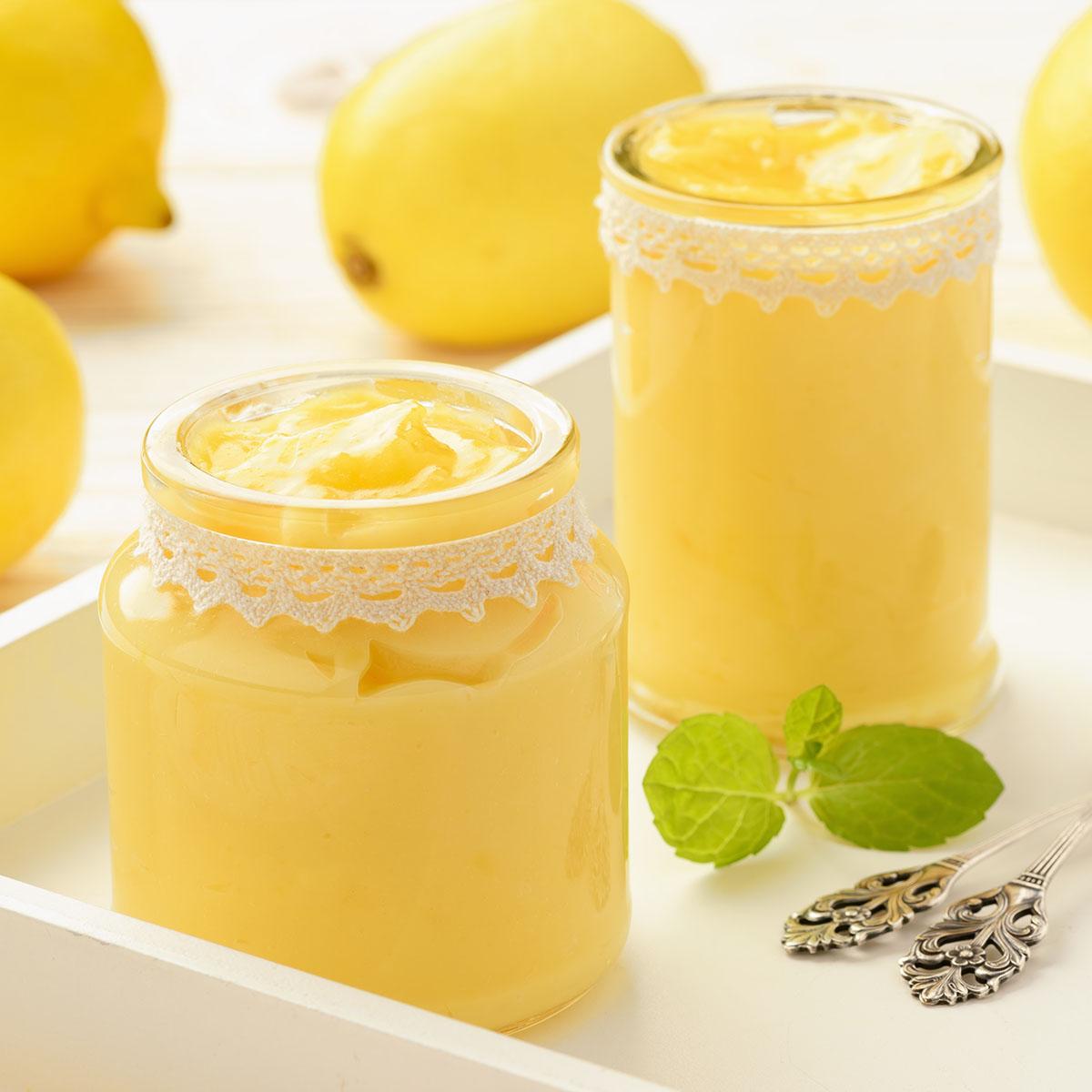 Лимонный и апельсиновый курд