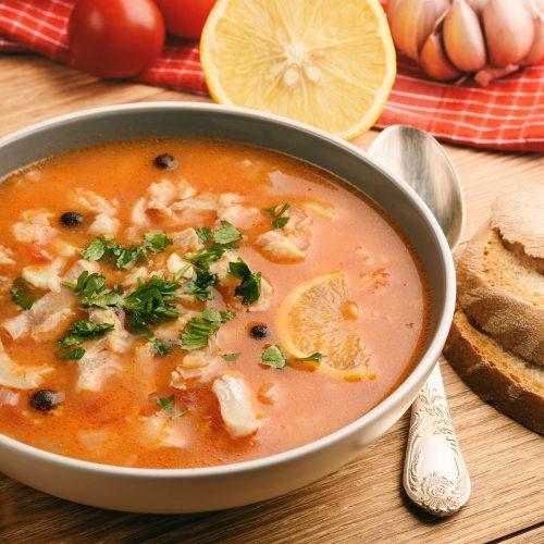 Альджотто - мальтийский рыбный суп