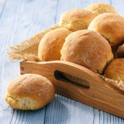 Дрожжевые картофельные булочки